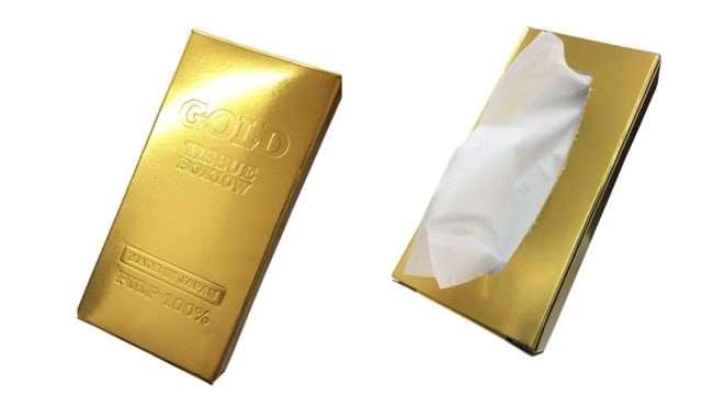 販促・景品で人気のゴールドティッシュです。
