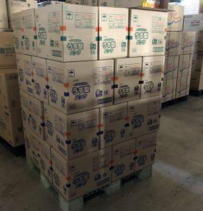 介護用紙おむつを石川県内に配送します