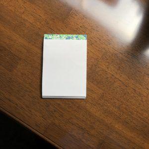 伝票複写メモ用紙です