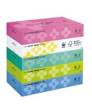 ネピアネピネピメイトティッシュは、普段使い・販売促進で大人気のティッシュです。