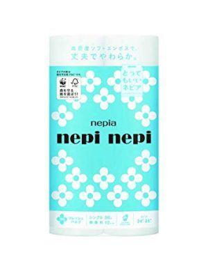 ネピアネピネピトイレットロールは販促でも人気です