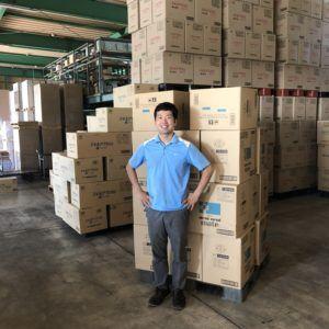 箱ティッシュ20ケースは全国無料直送にて販売しています!粗品での直送が多いです。