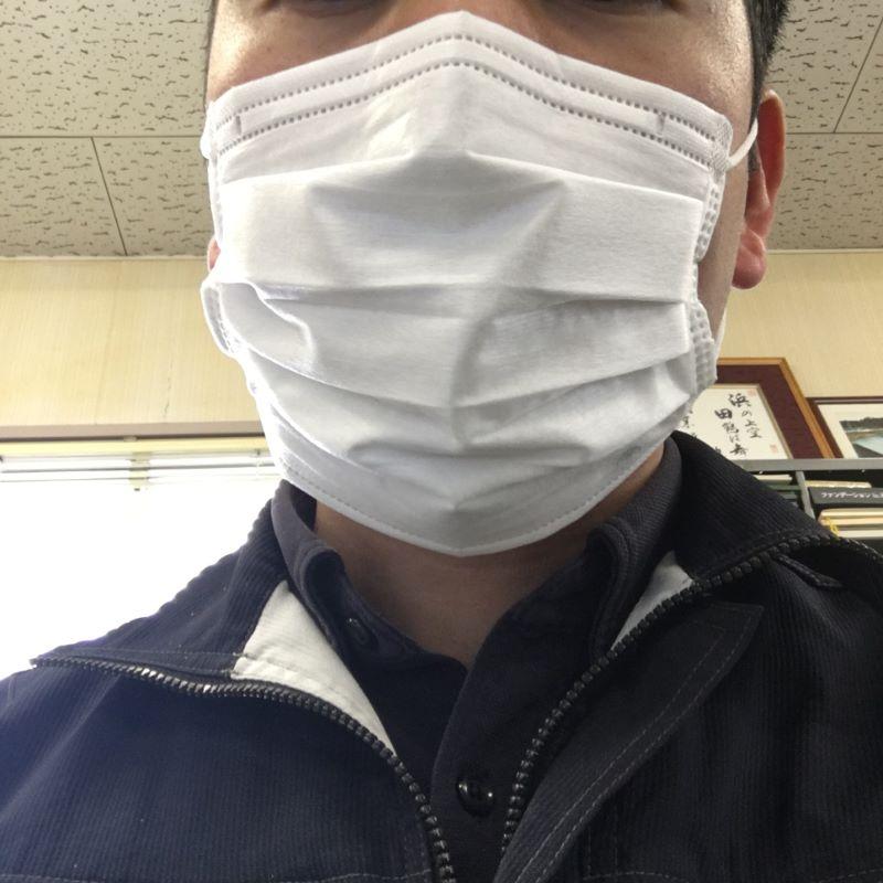 鼻セレブマスクは厚みがあり大きいです