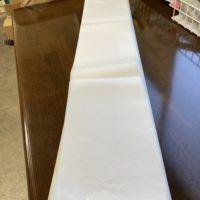 純白ロール紙のサイズです