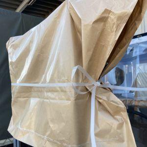 防水加工の紙です
