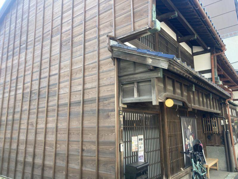 金澤町屋です