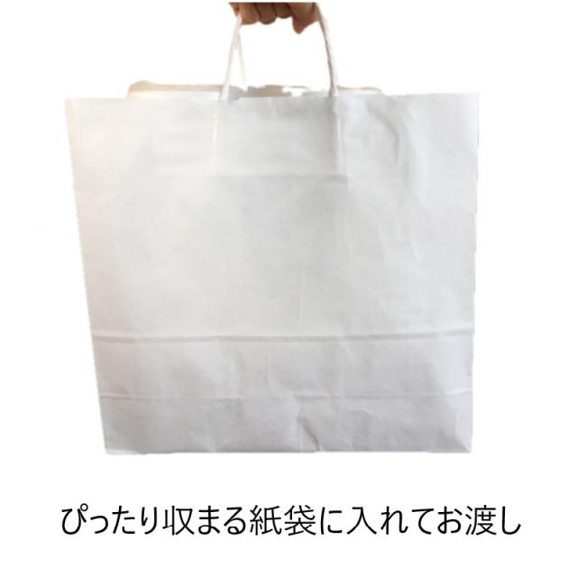 シルティロマンと紙袋です