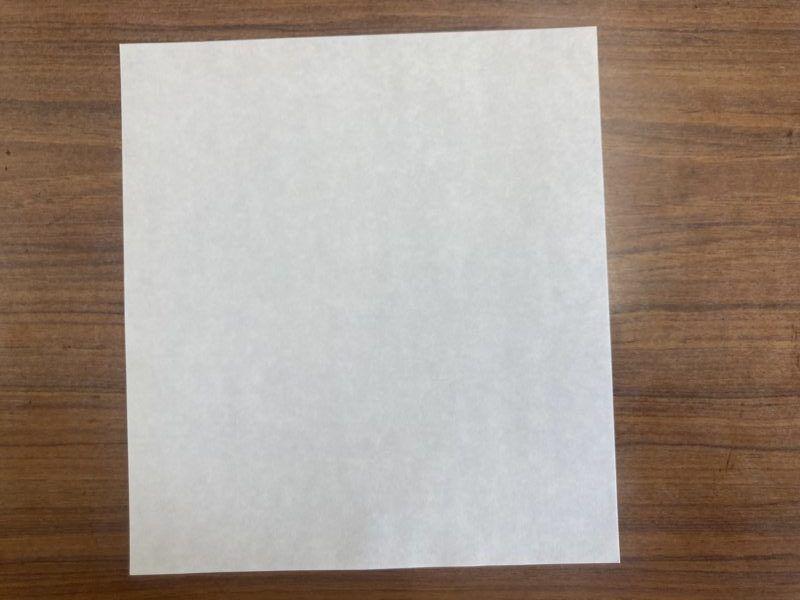 天ぷら敷紙です