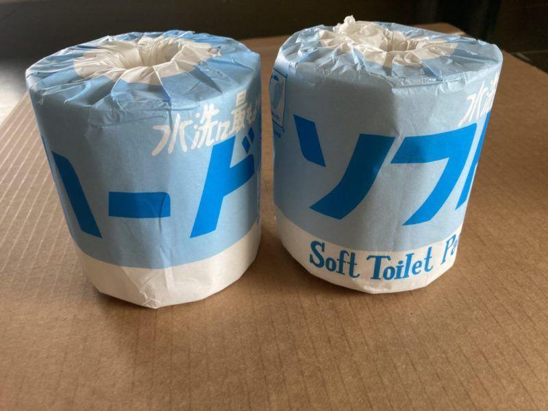 中村製紙トイレットペーパーソフトとハード